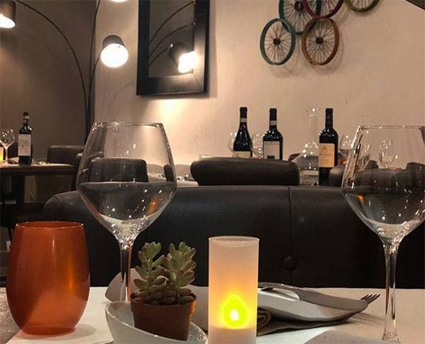 Le Restaurant - L'Aparté - Restaurant Villefranche sur Mer